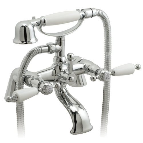 Vado Kensington exposed bath shower mixer KEN-131/CD-C/P