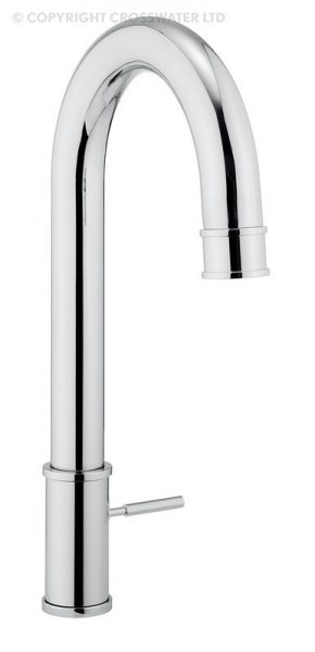 Crosswater Kelly Hoppen KHZERO5 Kitchen Mixer KH05_712DC