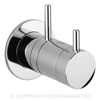 Crosswater Kai Lever THERMO SHOWER VALVE KL0010RC