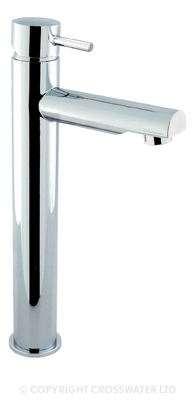 Crosswater Kai Lever Basin Tall Mono No Waste KL112DNC