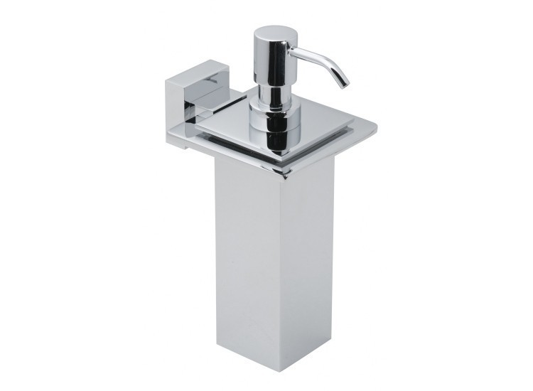 Vado Level soap dispenser wall mounted LEV-182B-C/P