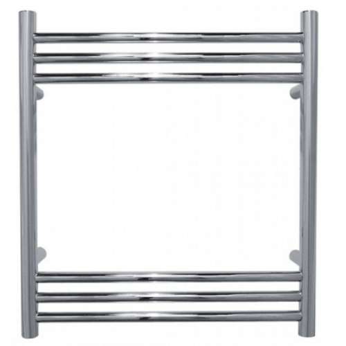 JIS Lewes Stainless Steel 560 x 520mm Heated Towel Rail-0