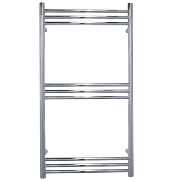 JIS Lewes Stainless Steel 980x520mm Heated Towel Rail-0
