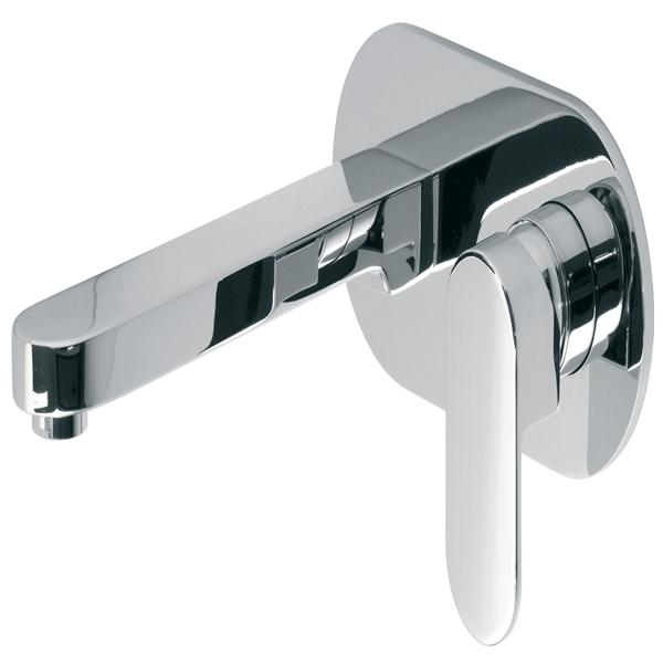 Vado Life basin wall mounted basin nmixer LIF-109S/A-C/P
