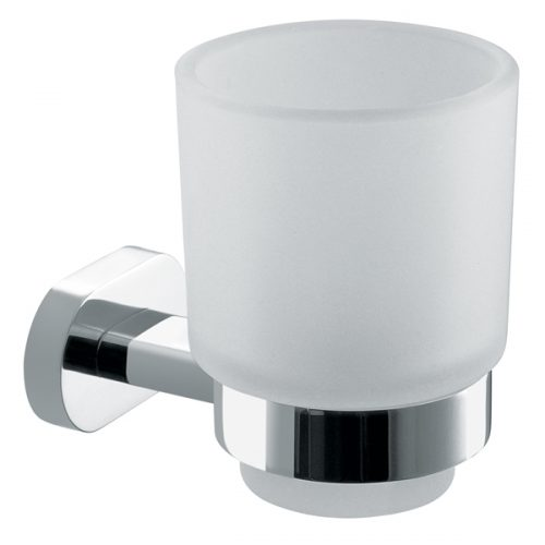 Vado Life bathroom tumbler an holder wall Mtd LIF-183-C/P