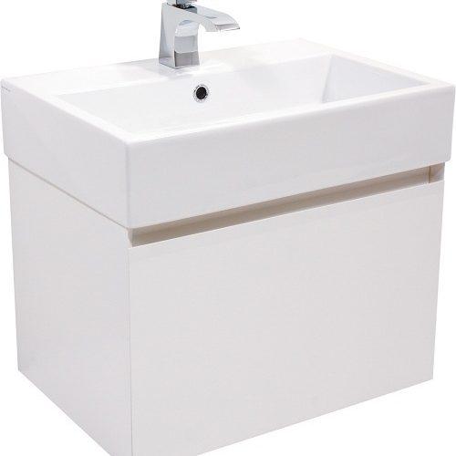 Saneux MATTEO 1 drawer gloss white Unit ONLY M0201.1