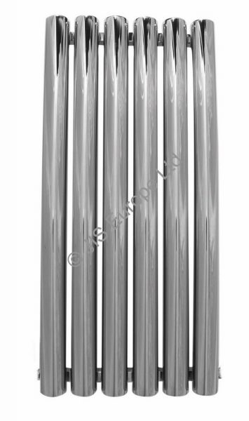 JIS Mayfield 470 Stainless Steel Heated Towel Rail