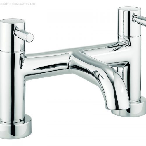 MBFU322D Adora Fusion Deck Mounted Bath Filler Tap