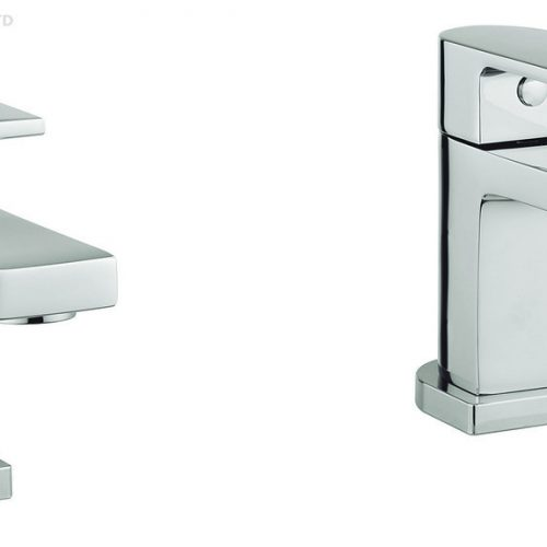 Adora Planet Pair of Basin Pillar Taps MBPS140N