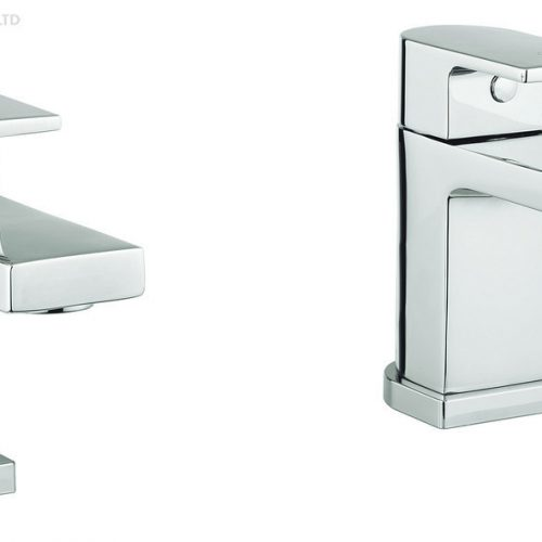 Adora Planet Pair of Bath Pillar Taps MBPS340D