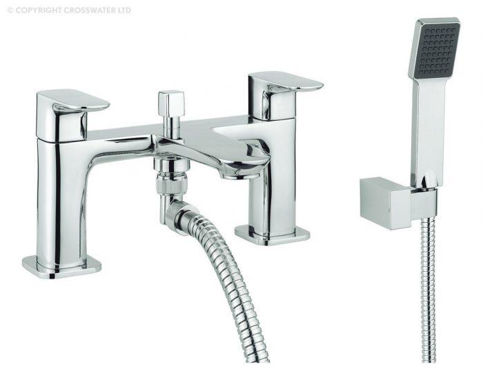 Adora Serene Low Pressure Bath Shower Mixer MBSN422D