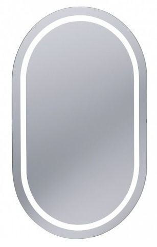 Crosswater Essence LED Backlit Mirror 800 x 500mm ME8050A