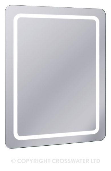 Bauhaus Linea LED Lit Mirror 800 x 600mm MF8060A