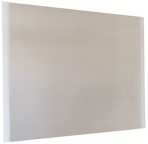 Saneux White gloss mirror MI001