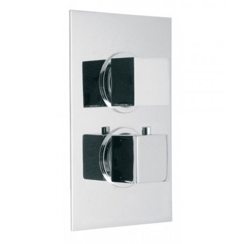 Vado Mix wall mounted concealed thermostatic shower valve