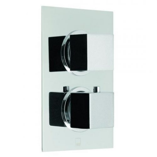 Vado Mix 2-way wall mounted concealed valve with diverter