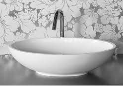 BC Designs Thinn Tasse 575mm x 345mm Contemporary Basin