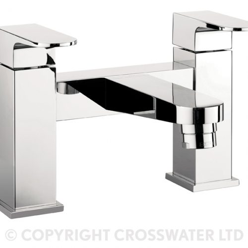 Crosswater Modest Bath Filler Deck Mounted MO322DC