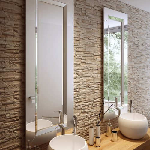 Modena 160 Mirror 60cm x 160cm for a Bathroom B004754