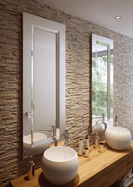 Modena 160 Mirror 60cm x 160cm for a Bathroom B004754
