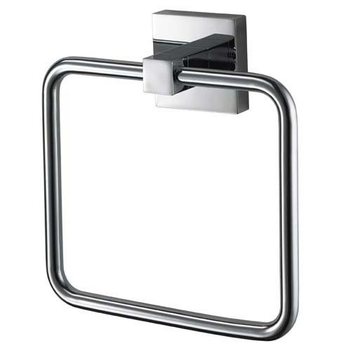 Haceka Mezzo Chrome Towel Ring 72.MTR