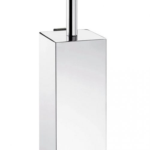 Gedy Nemesia Square Wall Mounted Toilet Brush NE33/03-13