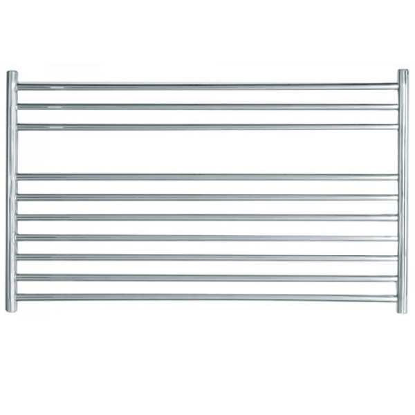 JIS Newick 1000 Stainless Steel 600x1000mm Heated Towel Rail-0