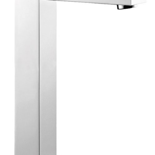 Vado Notion tall modern square basin tap NOT-100E/SB-C/P