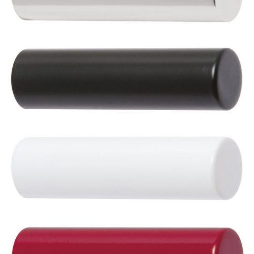 Vado mono basin mixer red handle NUA-100-C/RED