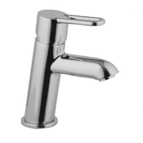 Just Taps Plus Nuvola basin mixer without waste NV108