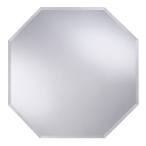 Octagon Shaped 60cm Bathroom Mirror B004907