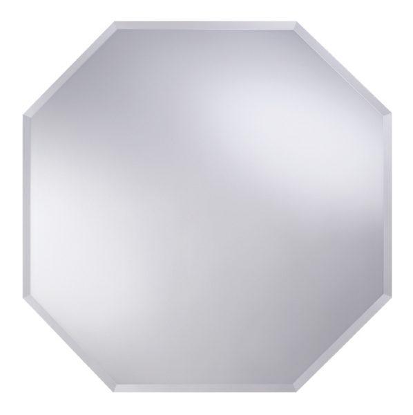 Octagon Shaped 60cm Bathroom Mirror B004907