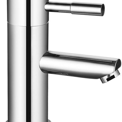 Saneux Pascale Low Pressure Basin Mixer Tap PA001