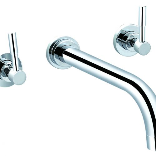 Saneux Pascale Low Pressure Wall Mounted Bath Filler PA016