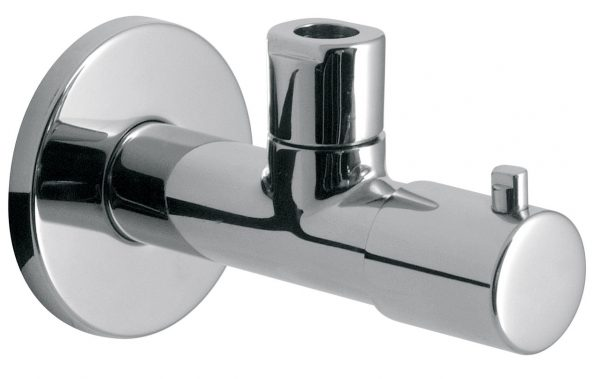 Vado contemporary angle valve wall mounted PEX-221-C/P