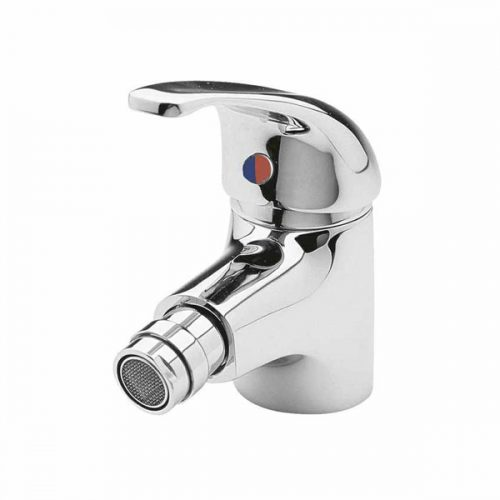 Premier Eon Single Lever Mono Bidet Mixer With Waste PF306