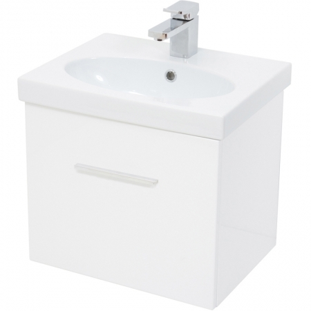 Saneux Panoramic 50cm white unit Only PF4701