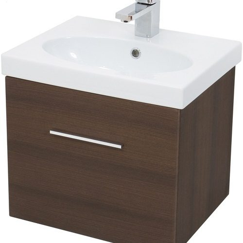 Saneux Panoramic 50cm wenge unit ONLY PF4703