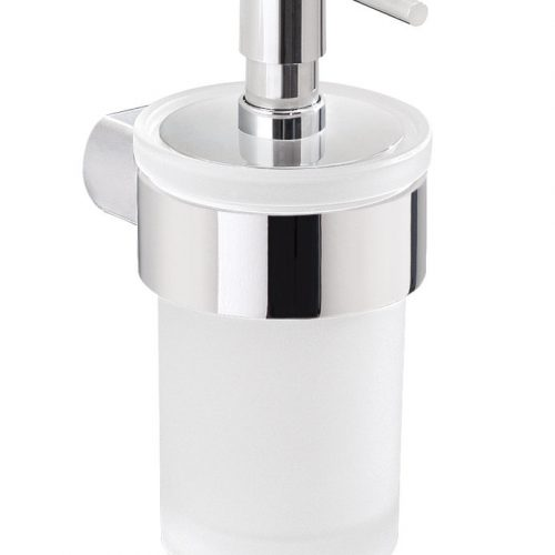 Gedy Pirenei Chrome Soap Dispenser PI81-13