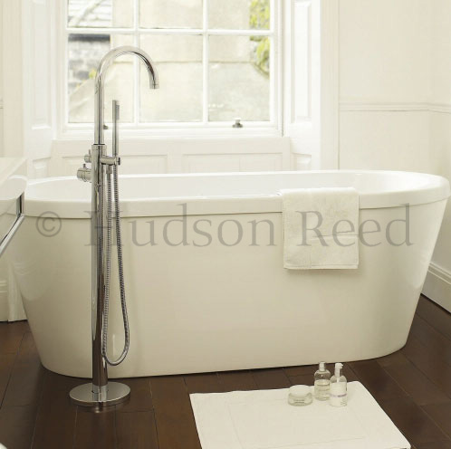 Hudson Reed Tec Thermostatic Bath Shower Mixer Pn322