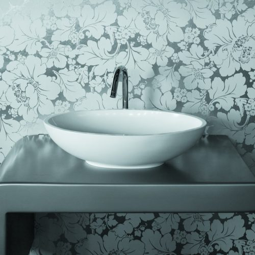 BC Designs Thinn Gio 575mm x 345mm Contemporary Basin