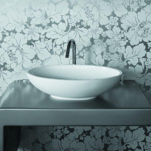 BC Designs Thinn Gio 575mm x 345mm Contemporary Basin