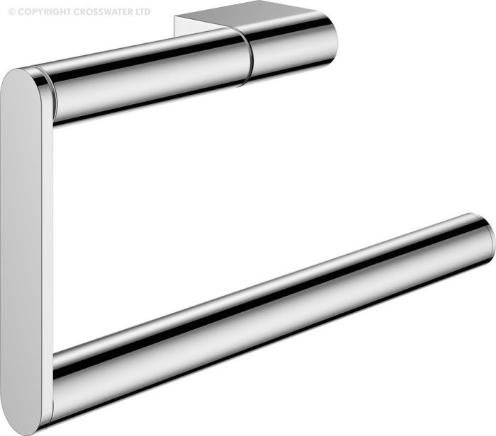 Crosswater Mike Pro Chrome Towel Ring PRO013C