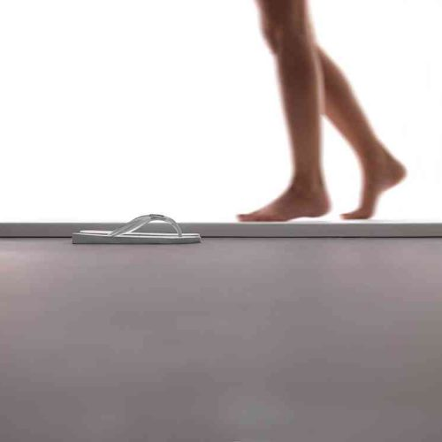 Crosswater Plus+Ton 800x1700 Ceramic Shower Tray PT0R8170WM