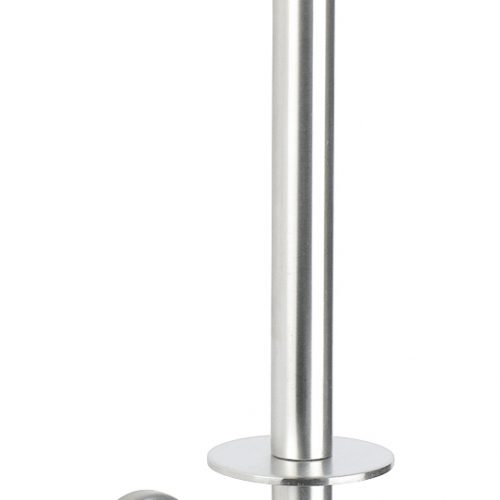 Urban Steel Tall Double Spare Roll Holder Chrome PZ19DP