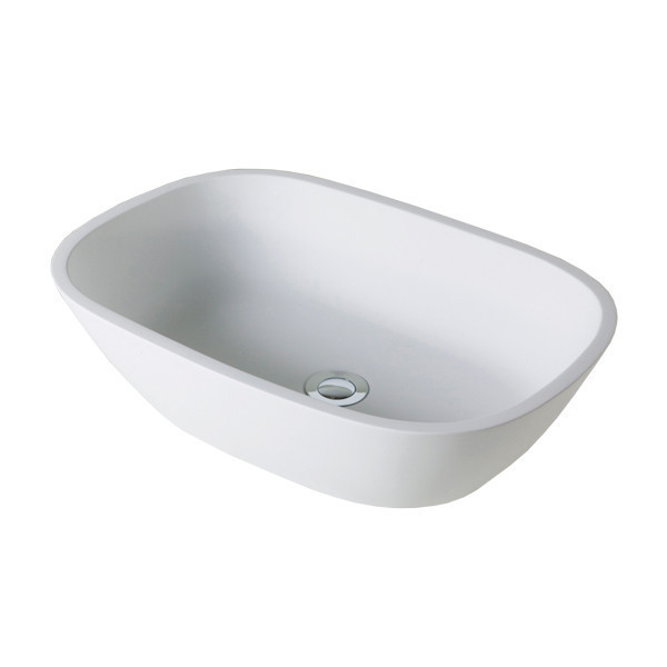 BC Designs Thinn Vive 530mm x 360mm Contemporary Basin