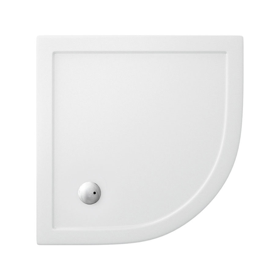 Buy Online Crosswater 1000mm Quadrant Shower Tray 100cm ST00Q1000