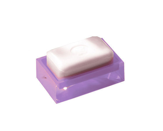 Gedy Rainbow Soap Dish In Lilac RA11-79