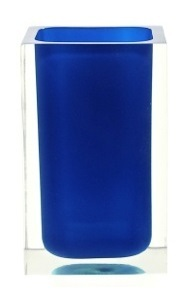 Gedy Rainbow Tumbler in Glossy Blue RA98-05-0