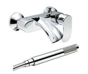 Hudson Reed Reign Open Spout Bath Shower Mixer REI304